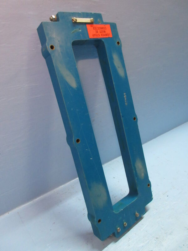 GE General Electric TGS0418 Ground Break Sensor 3000A Primary Current TGSO418
