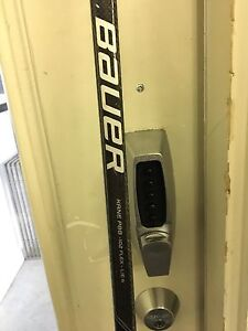 Bauer nexus havok left hand hockey stick