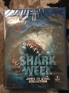 Shark Week: Jaws of Steel Collection (Discovery Channel)