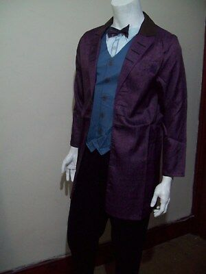 MENS FANCY DRESS  DR WHO 11th DOCTOR      SIZE  std