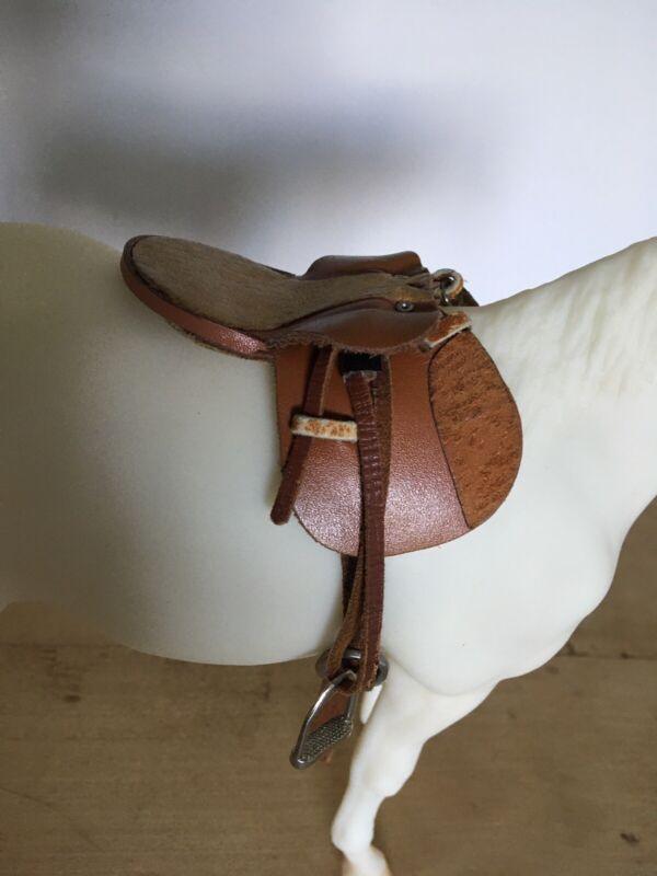 Breyer traditional english saddle
