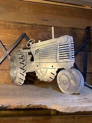 Oliver 77 Tractor Sign Super 66 88 770 880 1855 2255 Grill Parts Original Farm
