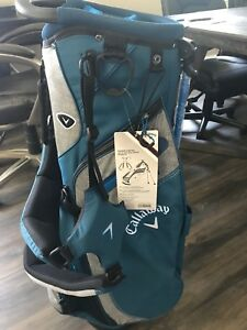 Golf Bags and Full set of Right Hand Clubs and Bag