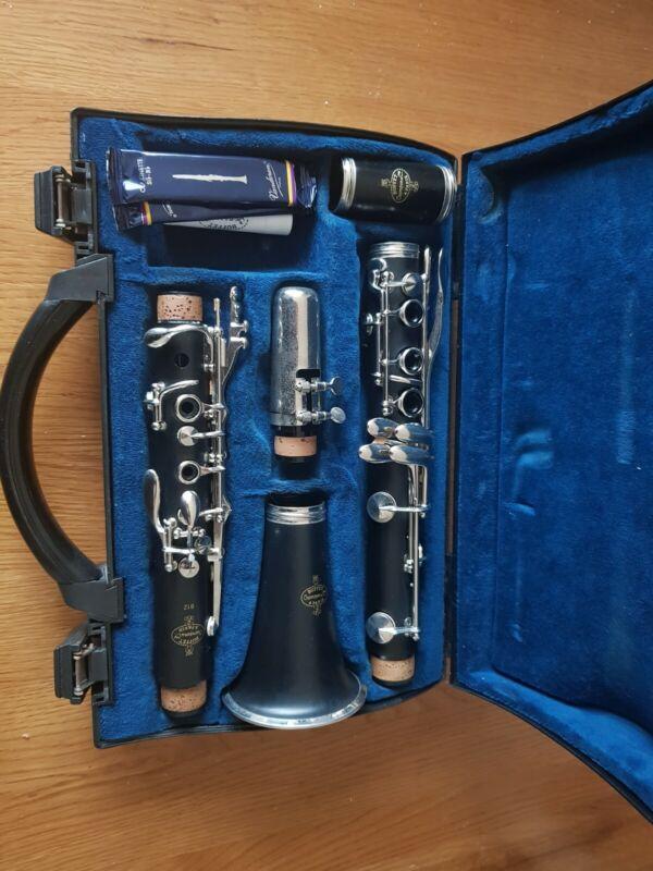 Clarinet buffet B 12 (469)