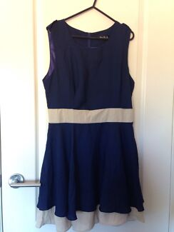 Navy blue dress  Caringbah Sutherland Area Preview