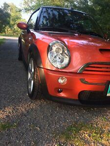 2006 Convertible Mini Cooper S (safetied)