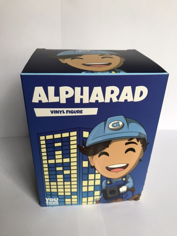 Alpharad Youtooz Figure #184 - Unopened In Hand