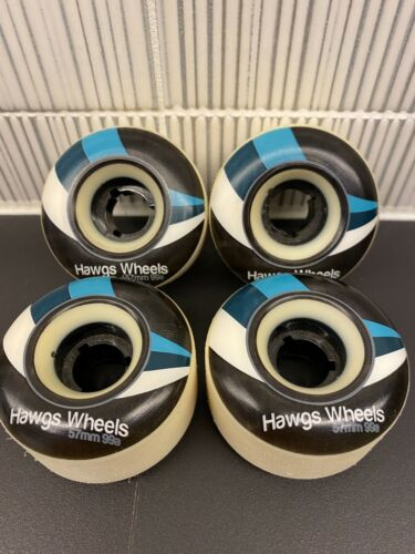 Hawgs Skateboard Longboard Wheels 57mm 99a