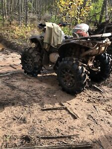 2017 can am renegade 1000 xxc