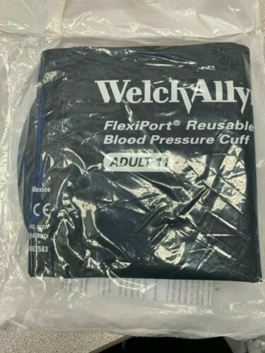 Hillrom Welch Allyn FlexiPort Adult Blood Pressure Cuff REUSE-11