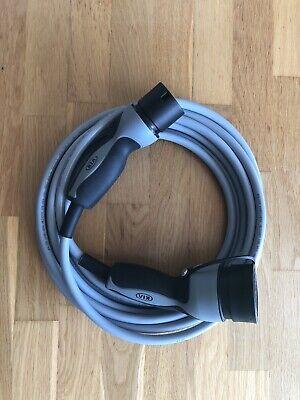 Mennekes 1p 32A 7,5m Grau Mode 3 Ladekabel Typ 2