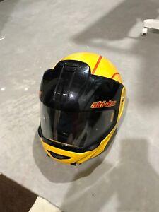 Bombardier skidoo helmet