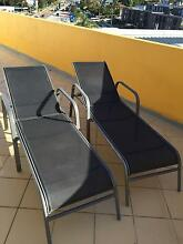 2 sun lounges Dee Why Manly Area Preview