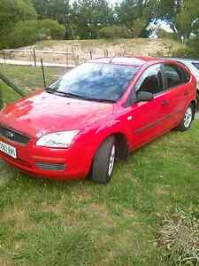 Ford Focus 2005 CL5 speed Echunga Mount Barker Area Preview