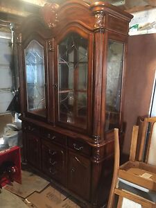 Dining Room Display Cabinet/hutch