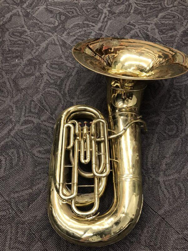Conn 20J Artist Bell Front BBb Tuba