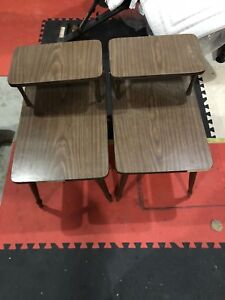 End tables for $20 for the pair obo