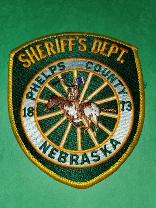 Phelps County Nebraska Sheriff