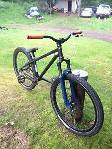 Dirt jumper bmx