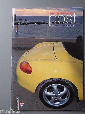 R&L Mag, Porsche Post Vol 7 No 9, 1997, Boxster/911 etc