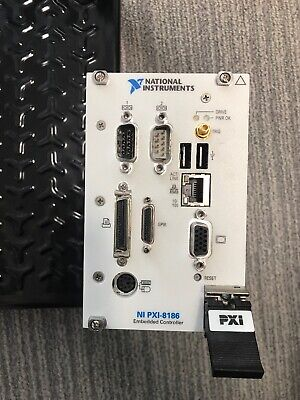 National Instruments Ni Pxi 8186 Module