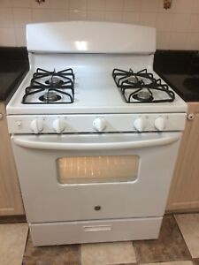 Gas Stove & New Washer