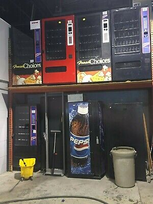 Usi Bulk Snack Chip Candy Vending Machine