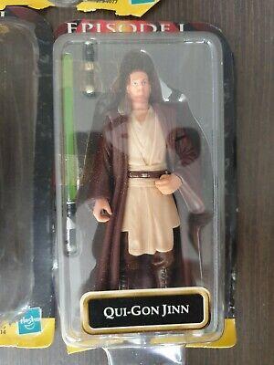 TPM Qui-Gon Jinn 3,75 star wars episodio 1, en blister no carton comprar usado  Enviando para Brazil
