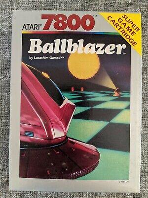 Ballblazer (Atari 7800, 1987)