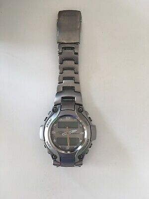 G-Shock MRG 130T Titanium Anti Shock, Matt Finish quartz