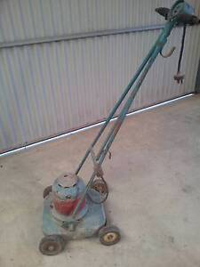 very old electric lawn mower Nuriootpa Barossa Area Preview