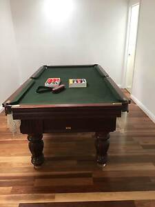 Billiard Table from Impala Billiards Kilsyth Yarra Ranges Preview