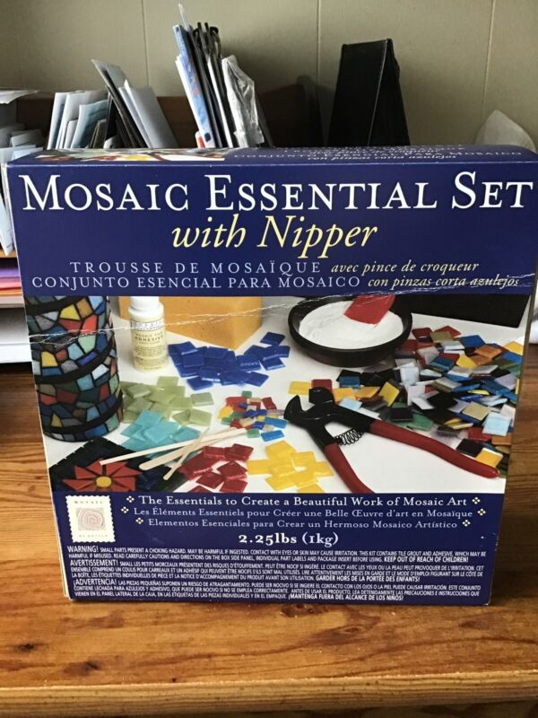 Mosaic Essential Craft Set With Tools