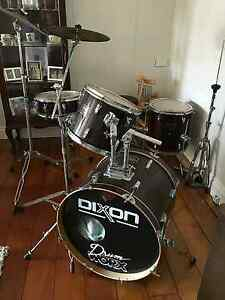 Dixon drum kit for sale Greenslopes Brisbane South West Preview