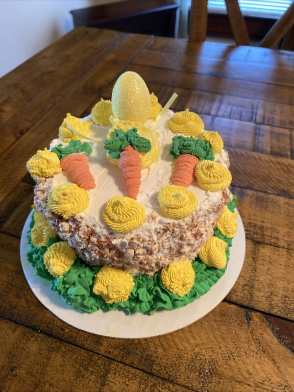 Fake Easter Cake