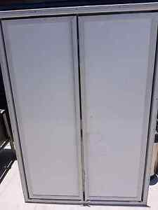 Coldroom door insert with shelves. Banyo Brisbane North East Preview