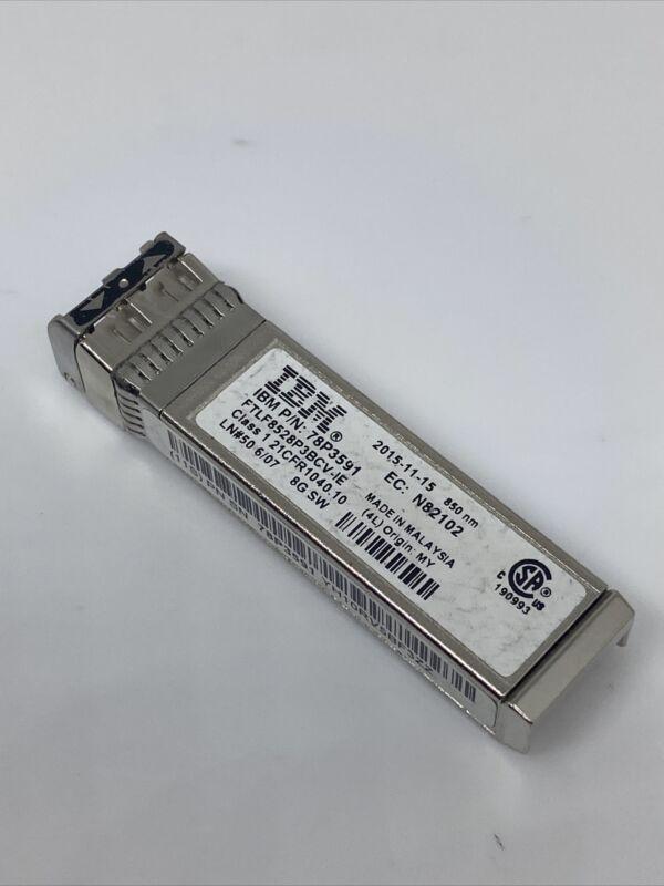 78p3591 Ibm 8gb Sfp+ 150m Optical Transceiver