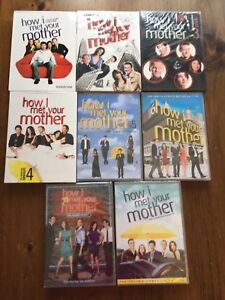 How I met your mother saison 1 à 8