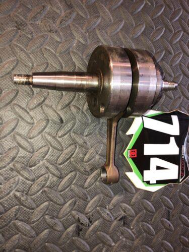 Kawasaki KX60 Crankshaft For Parts Or Rebuild Only