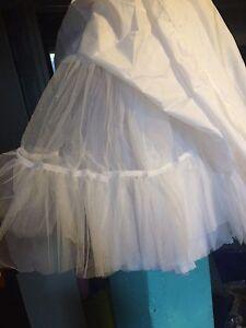 Crinoline for wedding dress  Kitchener / Waterloo Kitchener Area image 2