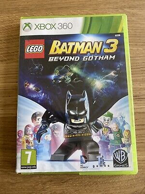 Lego Batman 3 (Xbox 360 Game)