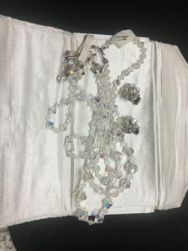 Krewe of Carrollton Mardi Gras Vintage Jewelry Set 1964