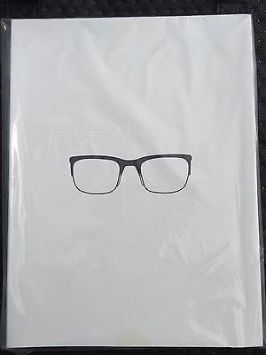 New Titanium Google Glass Glasses Frames- Split- Charcoal