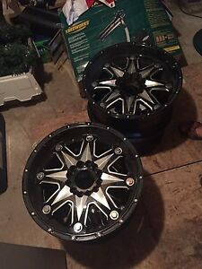 """18"""" RTX off-road SPINE wheels"""