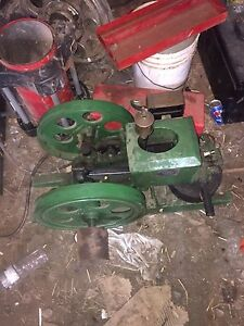 Stover stationary engine