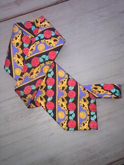 LEONARD Exquisite Men's Designer Silk Tie