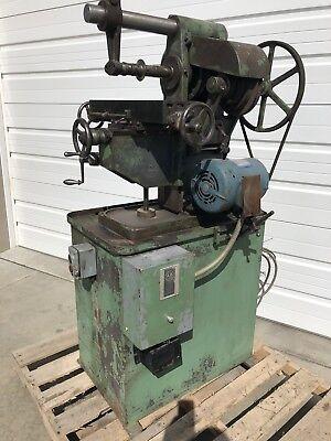 Rotex Rm-1 Horizontal Milling Machine Power Feed Benchtop 5x20 1hp 3ph 240v