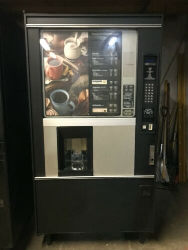 Crane Hot Beverage Vending Machine M633
