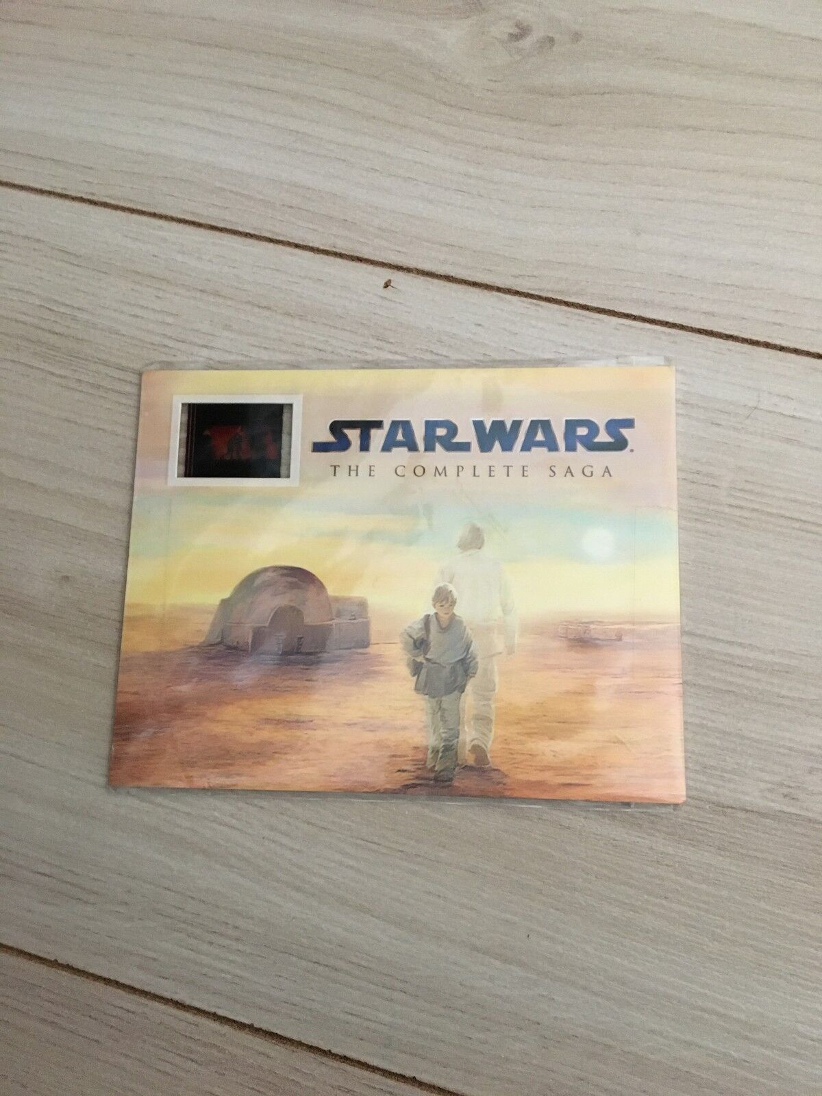 Star Wars™ Senitype™ The Complete Saga Sammelkarte