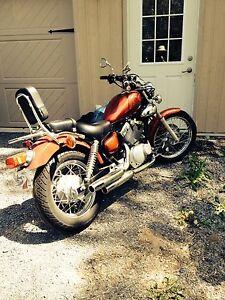 Yamaha vStar 250cc 2014